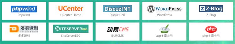 西部数码独立IP网站空间独享版应用支持